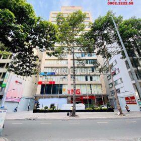Văn phòng trọn gói Quận 1 – Tòa nhà TNR